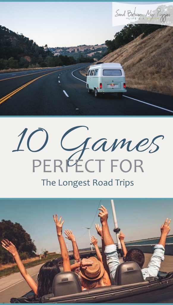 10 Games Perfect For The Longest Road Trips| Road Trip Activites, Road Trip Activites for Kids, Games for Roadtrips, Roadtripping With Kids, Summer Vacation Ideas, Vacation Destinations