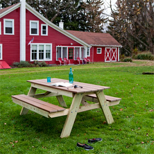 11 FREE Picnic Table Plans| DIY Picnic Table, Picnic Table Plans, Build Your Own Picnic Table, How to Build Your Own Picnic Table, Outdoor DIY, Outdoor DIY Projects, Outdoor Furniture Projects, Make Your Own Furniture, Popular Pin