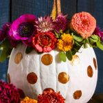 10 No-Carve Halloween Pumpkin Decor Ideas| No Carve Pumpkin Ideas, No Carve DIY Ideas, Pumpkin Decor Ideas, How to Decorate With Pumpkins, No Carve Pumpkin Design Ideas, Fall, Fall DIY, Halloween DIY Decor, Popular Pin