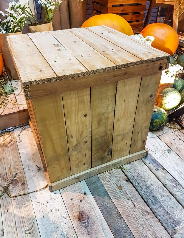 DIY Storage Chest Ideas