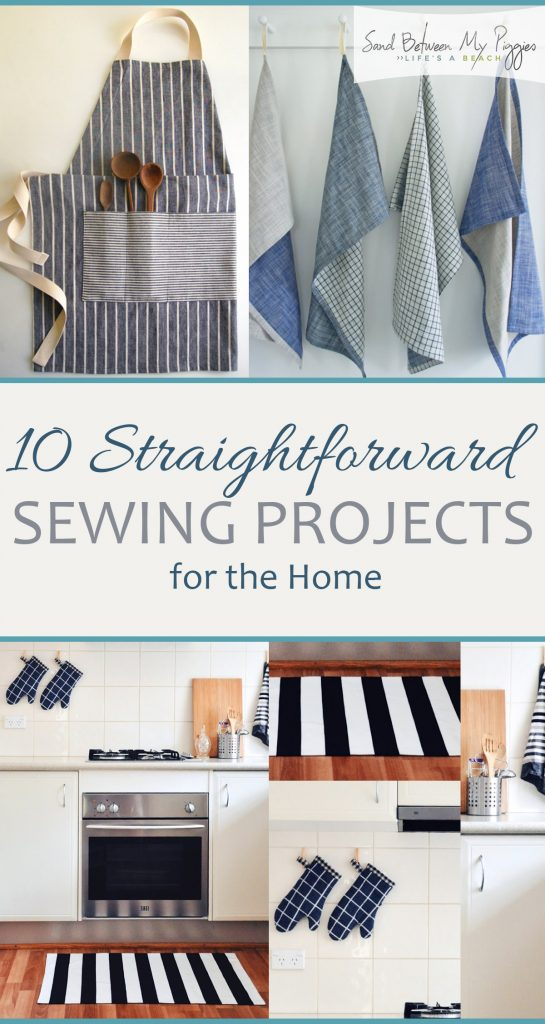 Sewing Projects for the Home, Simple Sewing Projects for the Home, Sewing Projects, Simple Sewing Projects, DIY Sewing Projects for the Home, Home Sewing Projects