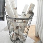 How to Make Fake Birch Logs| Birch Logs, DIY Birch Log Crafts, Craft Projects, Crafts for the Home, Fake Logs, DIY Fake Birch Logs, Popular Pin #BirchProjects #DIYChirstmas #Christmas