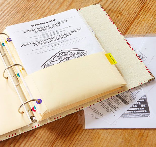 6 Ways to Organize Your Home Manuals  Home Organization, Home Organization Hacks, Organize Your Home, Organize Paper Clutter, Get Rid of Paper Clutter, Organized Life #PaperClutter #Organization #HomeOrganization #QuickHomeOrganization
