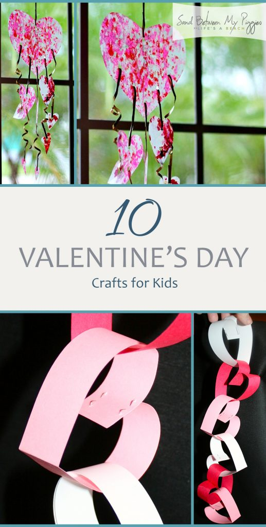 10 Valentines Day Crafts for Kids| Valentines Day Crafts, Crafts for Kids, Valentines Day DIYs, DIY Home Decor, Holiday Home Decor, Holiday Home Decor Projects, DIY Home, Popular Pin #ValentinesDayCrafts #Crafts