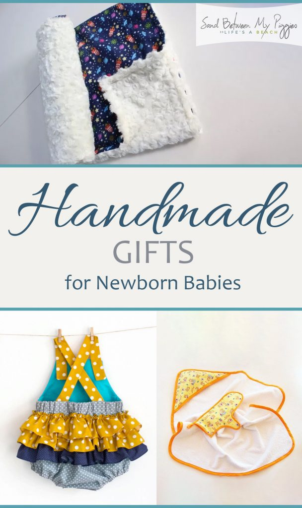 Handmade Gifts for Newborn Babies| Handmade Gifts, Gifts for Babies, Perfect Gifts for Babies, DIY Gifts, DIY Gifts for Babies, Babies, Baby Hacks, Gift Ideas, Gift Ideas for Baby #Gifts #GiftIdeas #Baby