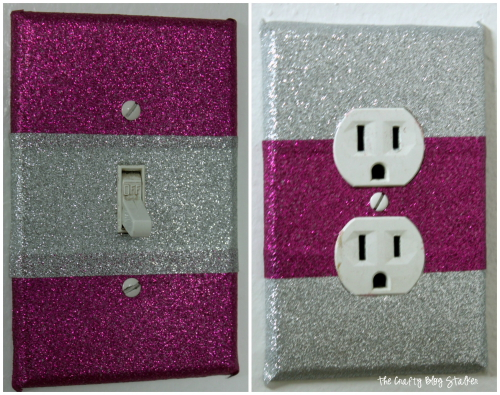 How to Decorate Dingy Light Switch Covers| Light Switch Covers, DIY Light Switch Covers, DIY Light Switches, Light Switch Hacks, Home Design, DIY Home Design, DIY Design, DIY Design Hacks, Design Hacks for the Home, Popular Pin #HomeDesign #DIYDesignHacks