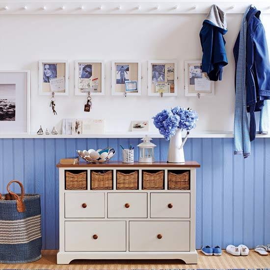 10 Ways to Make Your Entryway Go Coastal  Coastal Home Decor, Coastal Home Decor Ideas, Coastal Home Decor DIY, Home Decor, Home Decor Ideas, Home Decor Ideas DIY