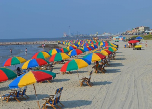 Here is a guide to Galveston beaches! Find the perfect beach destination for your next vacation! There are beaches for a variety of interests! Don't miss out on the perfect Galveston beach day! Don't forget your umbrella!