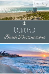 California Beach | California Beaches | Best California Beaches | California Beach Destinations |