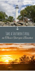 Georgia Beaches | Gorgeous Georgia Beaches | Must-See Georgia Beaches | American Beach Destinations | Beach Vacation Destinations