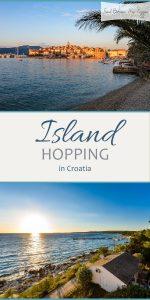 Croatia | Island Hopping in Croatia | Island Hopping | Croatia Vacation | Beaches in Croatia | Island Hopping Vacation | Vacation Destinations in Croatia | Croatia Vacation