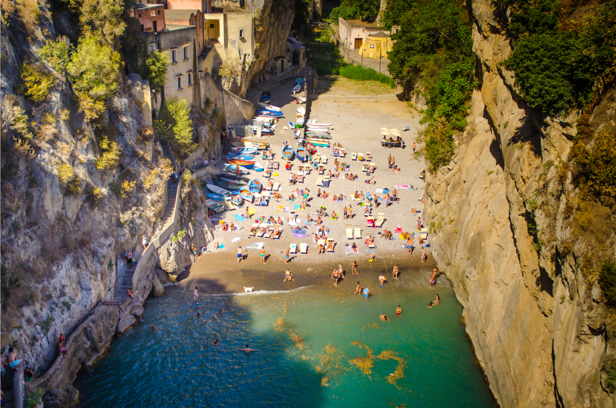 Furore | Italy | Travel | Travel Destinations | Vacations | Vacation Destinations | Destinations | Travel To Italy | Italy Destinations | Beaches In Italy | Best Beaches In Italy