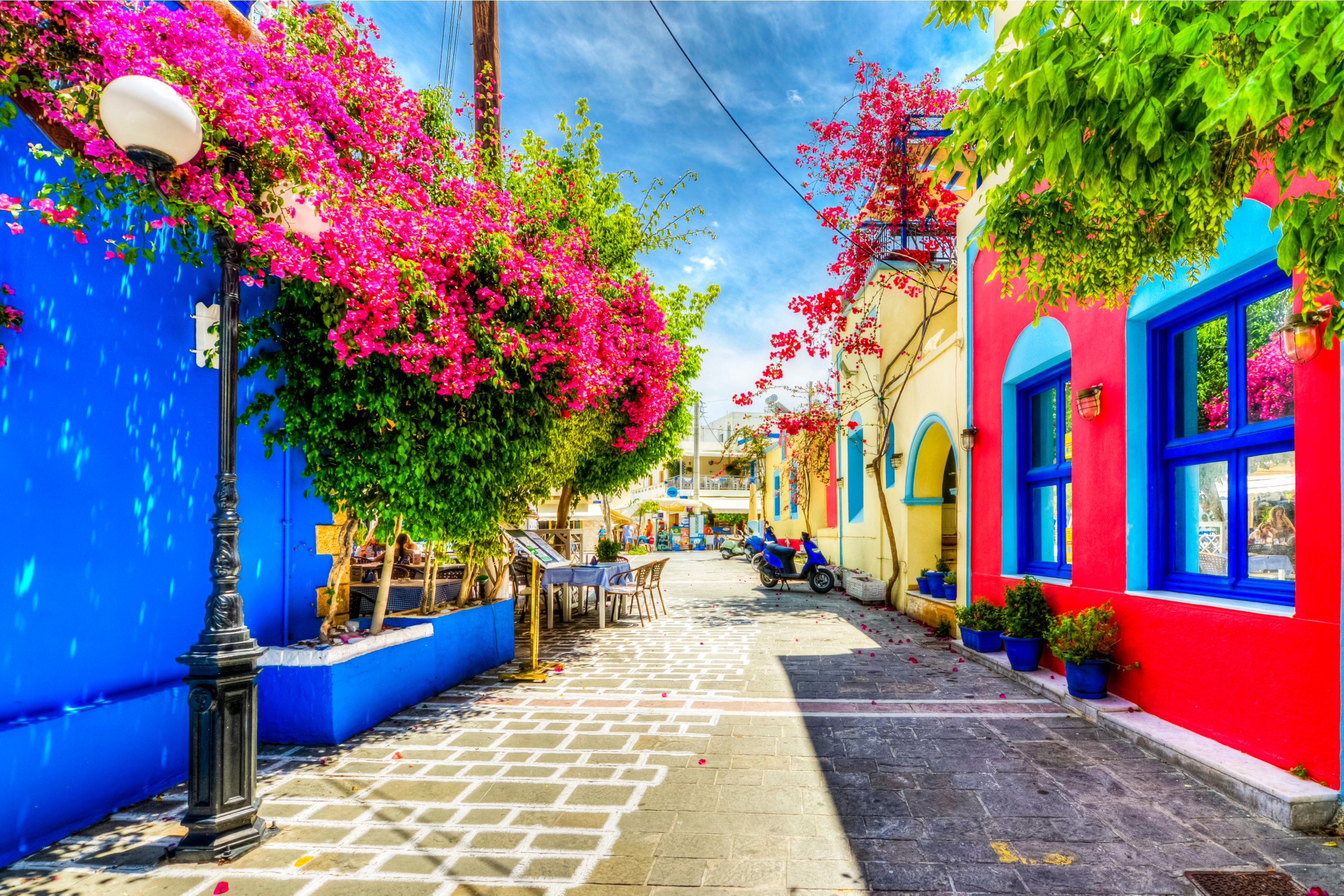 If you're planning a vacation to the Greek Islands, make sure you dive into the local culture. It is so beautiful and you will have the best time.