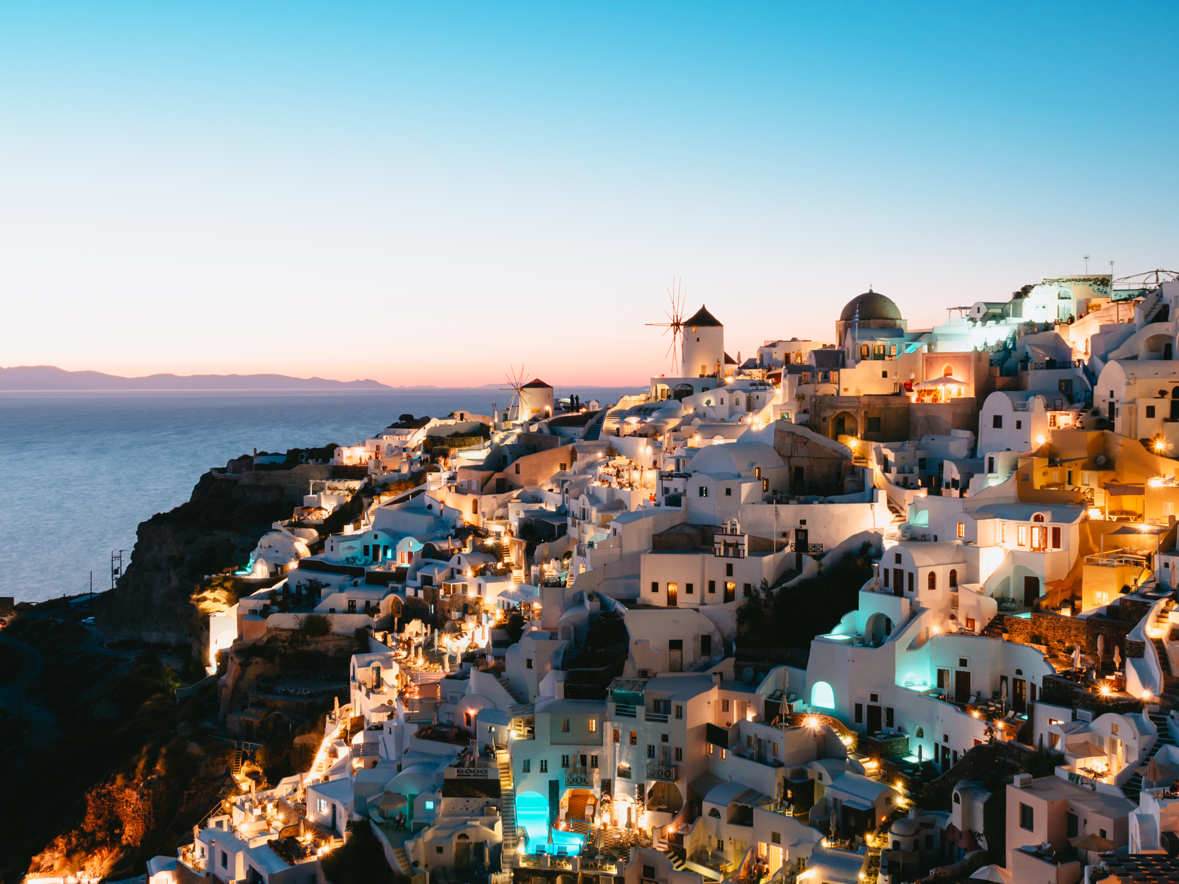 The views in Greece are unparalleled. If you're planning a vacation to the Greek Islands, here's everything you need to know. You will love it there!