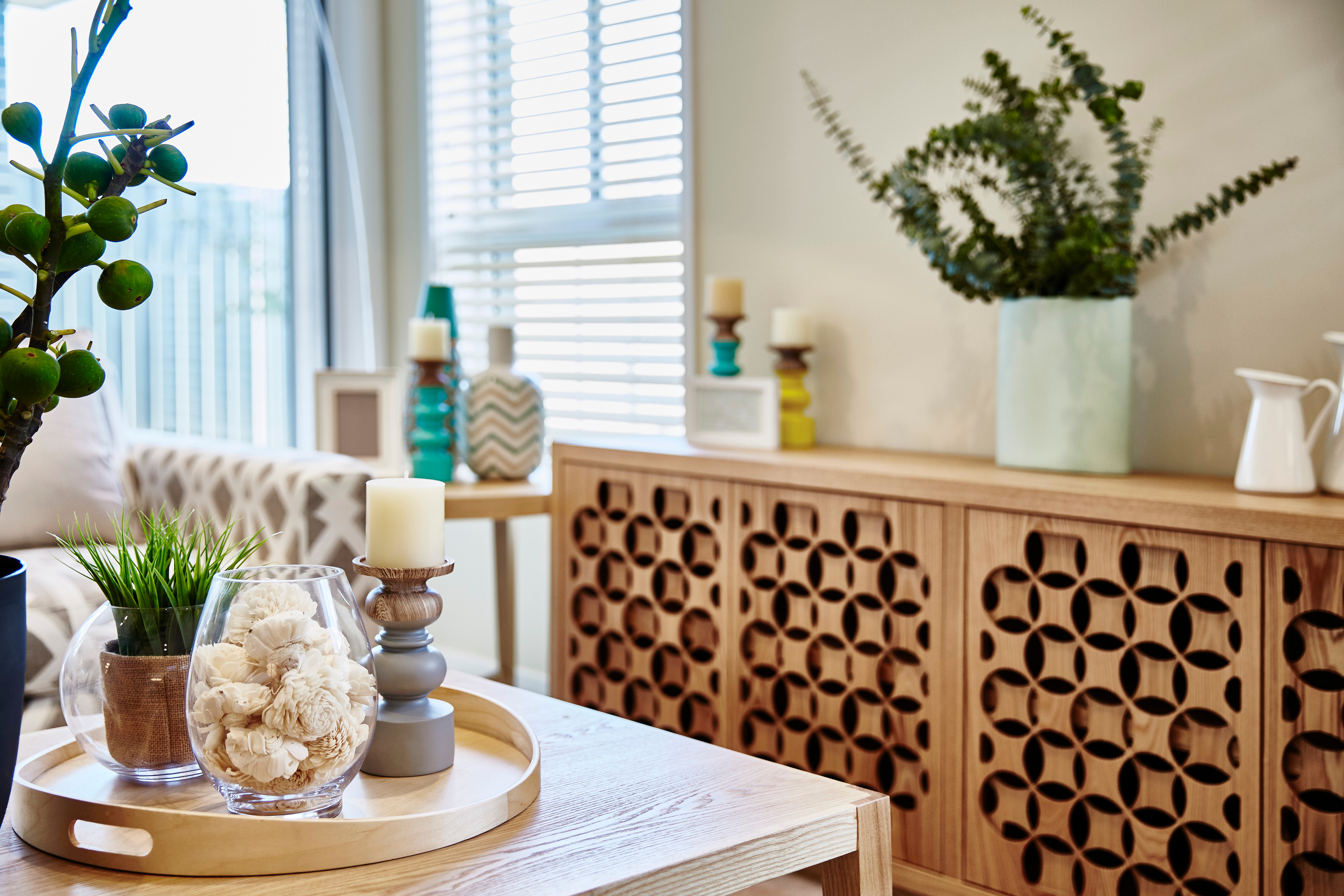 If you watch HGTV, then you've probably seen Christina on the Coast. Check out these Christina on the Coast designs to incorporate in your home. Try using a lot of natural woods in your home.