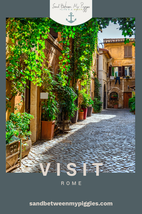 When traveling in Europe, there are some must-see cities. Rome is one of those. From is historic buildings, to the cuisine, and the culture, Rome is bustling with appeal. Read this post for ideas about places to see, things to do, and how to do it on a budget. Go Big, or Go ROME! #traveldestinations #europeantravel #traveltips