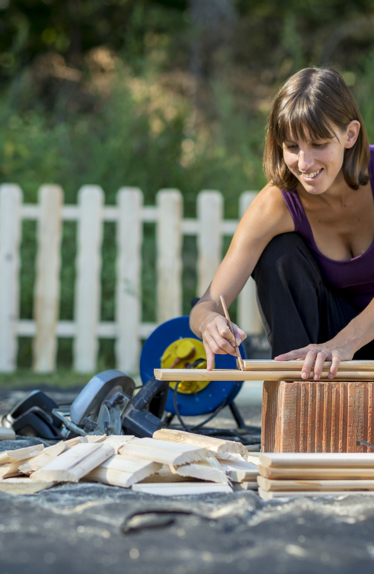 If you are eager to get your hands dirty (well, not LITERALLY) during this quarantine, I recommend starting a few easy DIY projects. DIY projects are a great way to keep you busy and many of the ones on this list don't require too much time, money, or work! You will love making your own DIY furniture.