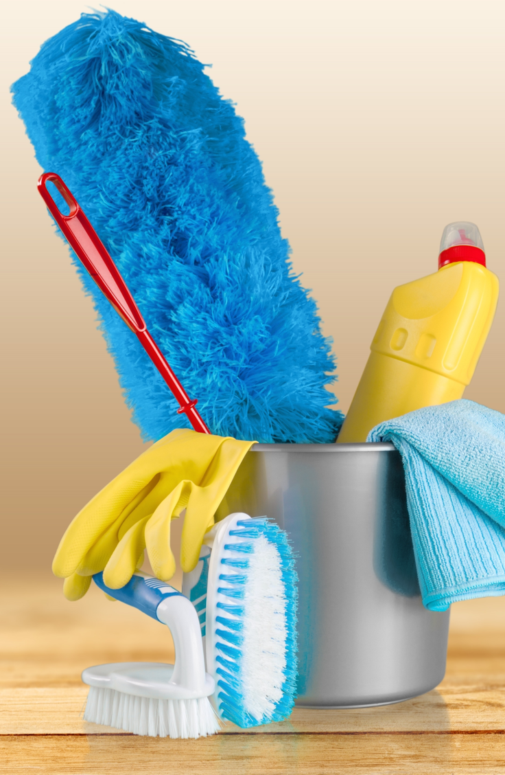 Spring is here, do you know what that means? It's time to clean your house and make it positively SPOTLESS. These super easy housecleaning tips will make it easy to whip your home into spic and span shape. You don't want to miss this!