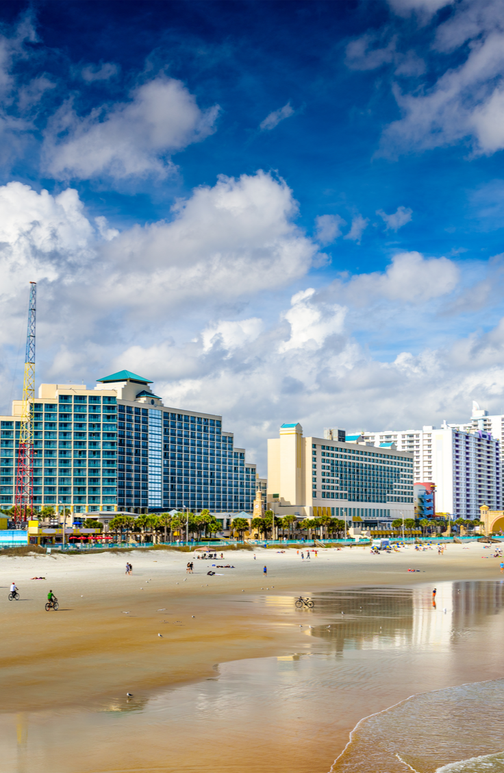 If you've never been here, the US has tons of incredible beach destinations...you just have to know where to look! Plan your next trip at one of these incredibly affordable US beach travel destinations on the East Coast. Check them out!