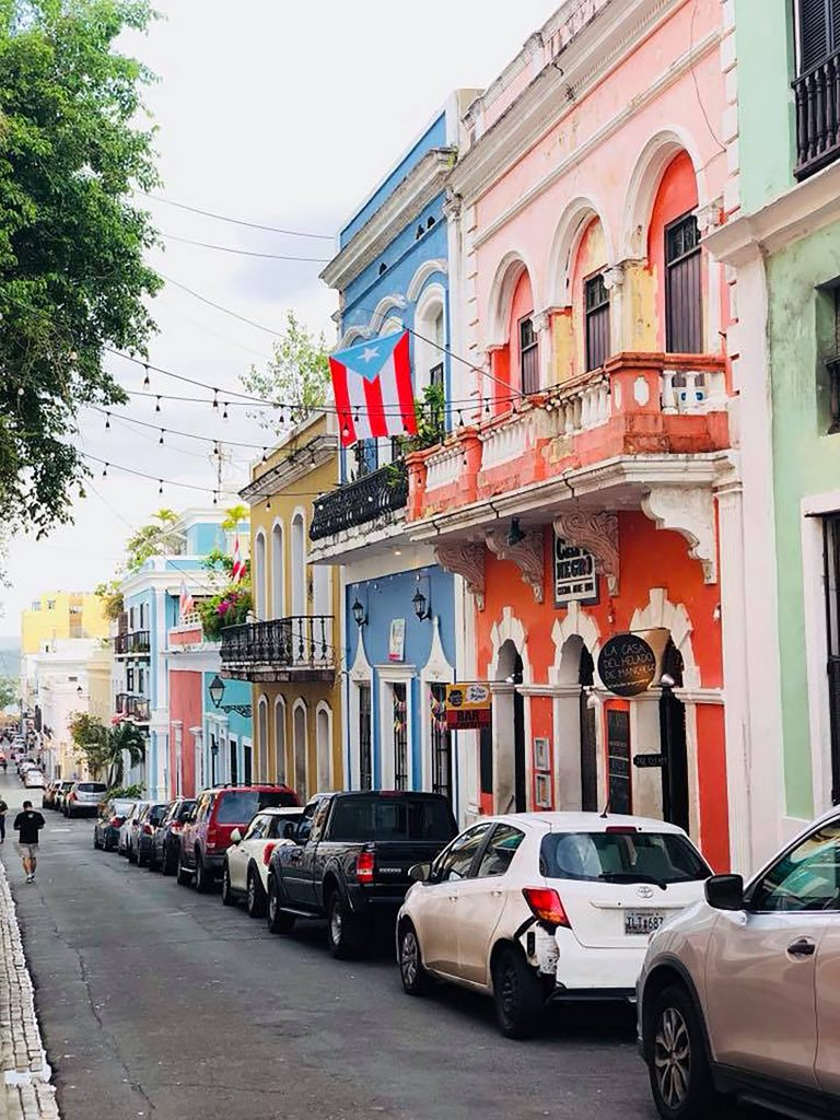 Check out six of our favorite family destinations on this list for all of the cheap places to travel in the US with kids. Your family will love San Juan, Puerto Rico.