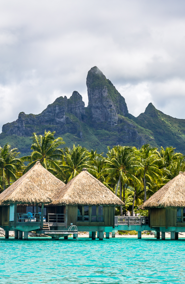 Traveling is the best. You get to go to new places and learn new things, who doesn't like that? If you're planning a trip this year, take a look at this list of dream vacations. Why not check out Bora Bora?