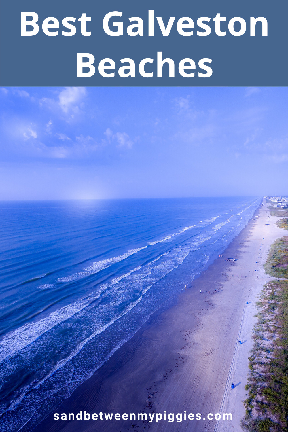 If you're looking to escape to the beach, but you can't go too far, head down to the Galveston beaches? Go see what the Texas coast has to offer! #galvestonbeaches #bestgalvestonbeaches #galvestonbeachesideas #galvestonbeachesthingstodo #galvestonbeachesvacation