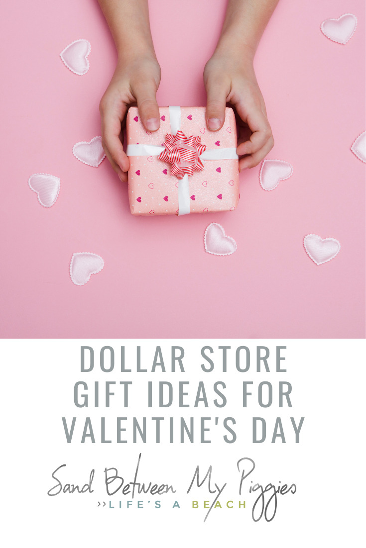 Sandbetweenmypiggies.com is all about making life simpler so you can sit back and relax! Find tons of ways you can take it easy. Stress less this Valentine's Day with these ideas for gifts you can get from the Dollar Store to save money.