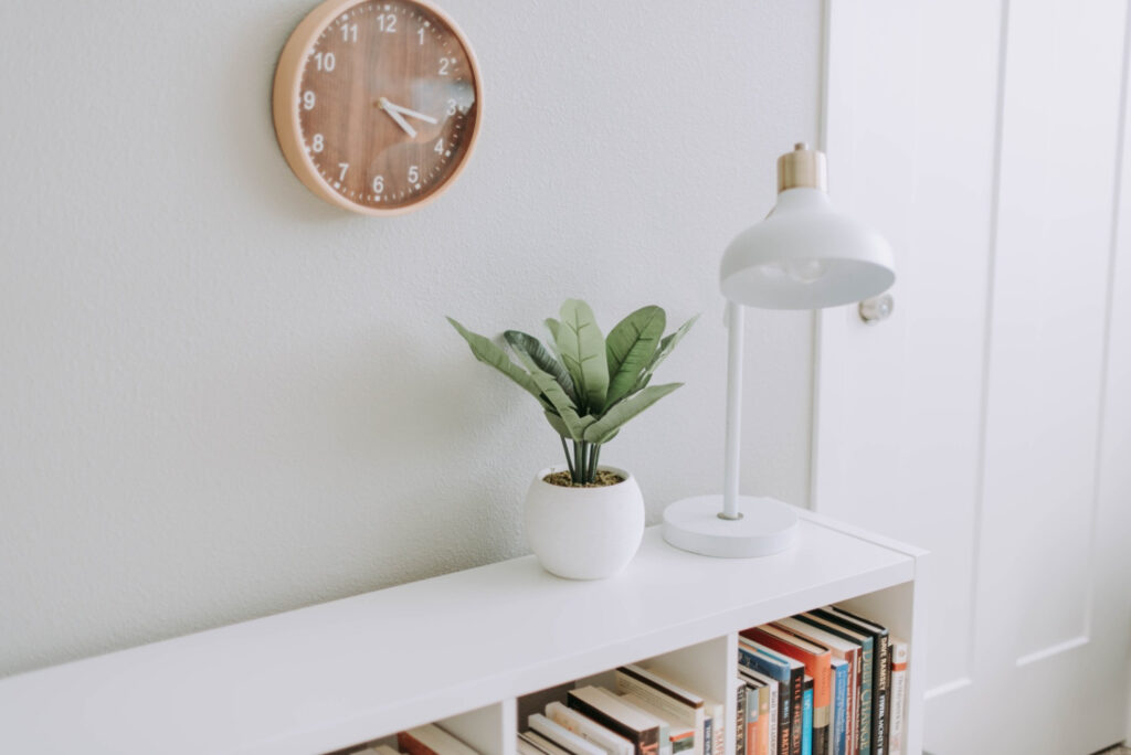 What to do with old fence boards - Make a rustic wooden clock