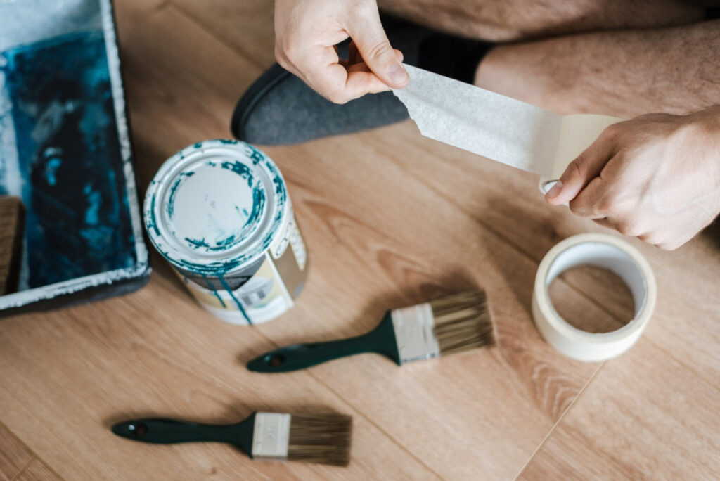 Choosing the paint best suited for your furniture