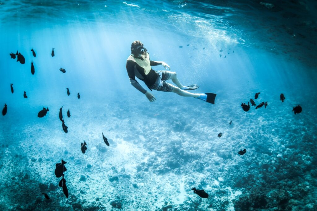 Vacationing at St. Thomas Virgin Islands