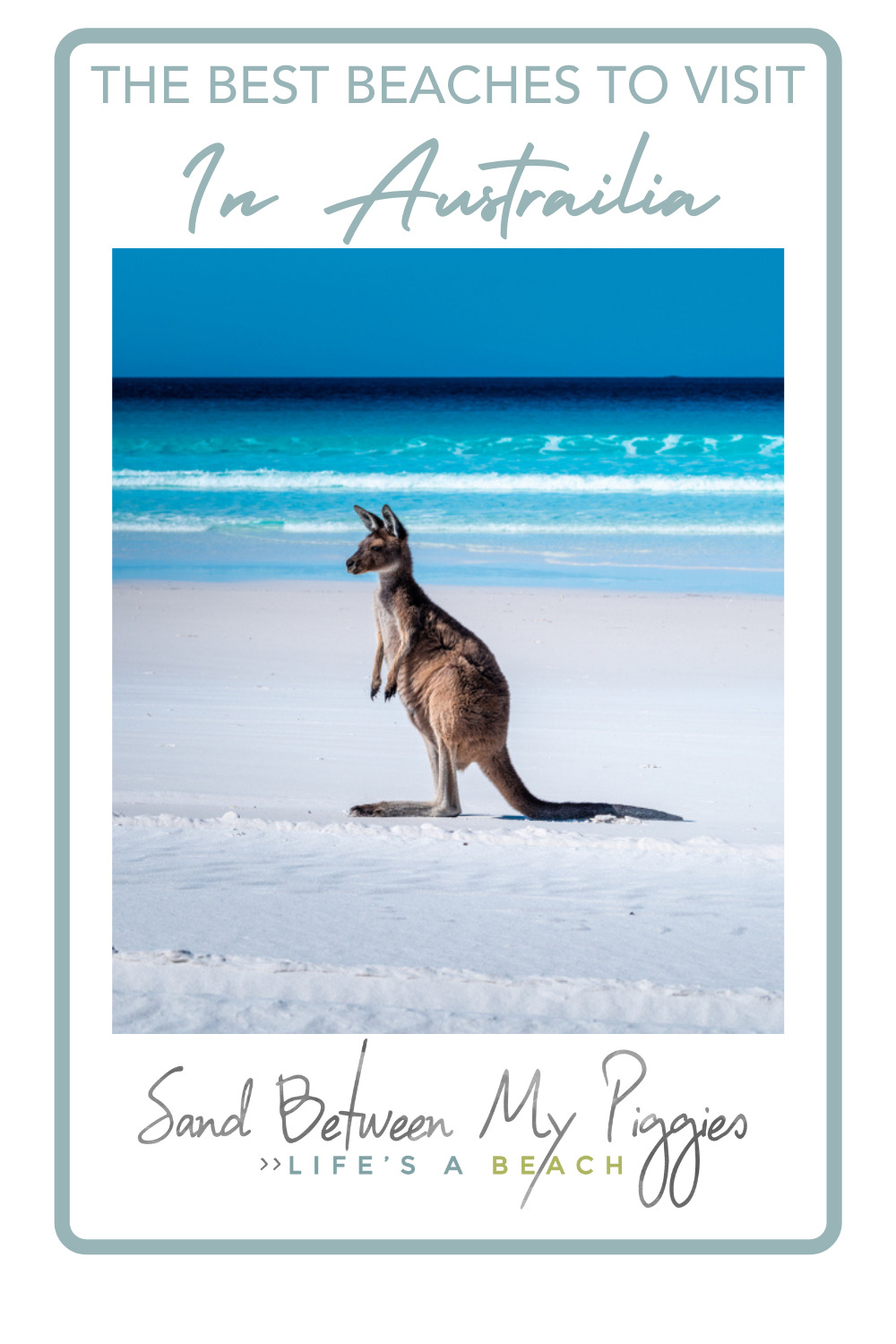 Sandbetweenmypiggies.com is all about the good life. Take a deep breath with travel and beach inspired ideas. Take a relaxing trip to beautiful Australia. Find out all of the things you need to see and do, and what beaches you MUST visit!