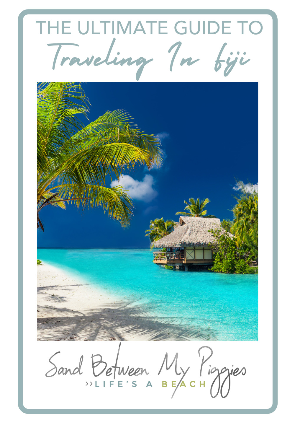 Sandbetweenmypiggies.com is all about the good life. Take a deep breath with travel and beach inspired ideas. Take a relaxing trip to beautiful Fiji. Find out all of the things you need to see and do!