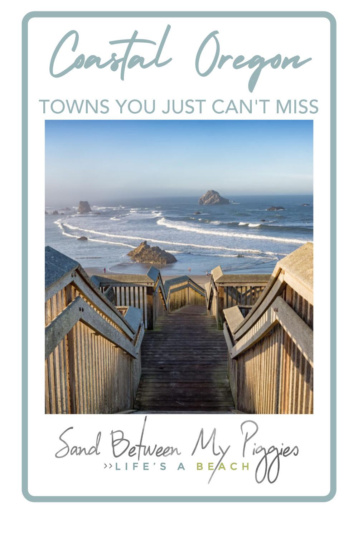 Best Coastal Towns In Oregon