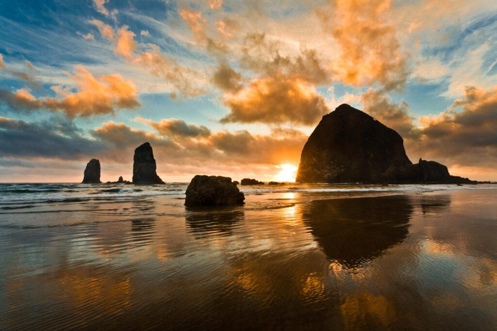 Enjoyable beach towns on the Oregon Coast